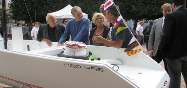 Neo495 au YCN : Le premier dans l'Est, Inauguré à Nancy