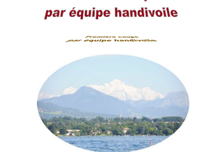 1 er Coupe handivoile 2015