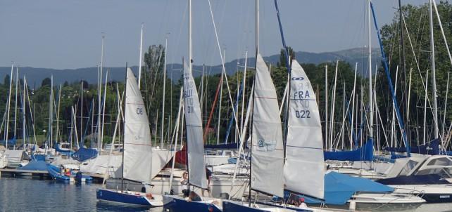 24 au 26 Aout 2018 – CHAMPIONNAT SDS-NEO495 / OPEN                  Prangins-Suisse